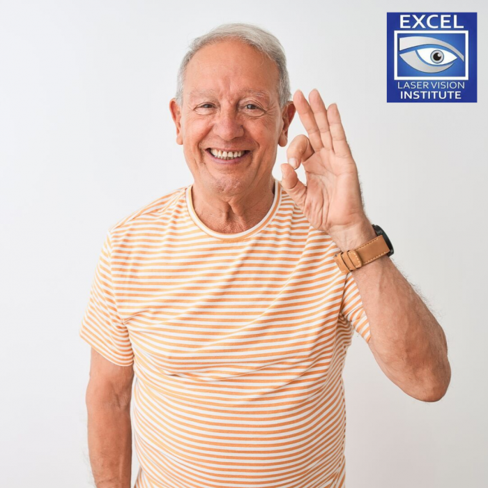 Find out the lasik eye surgery cost for seniors with blurry vision