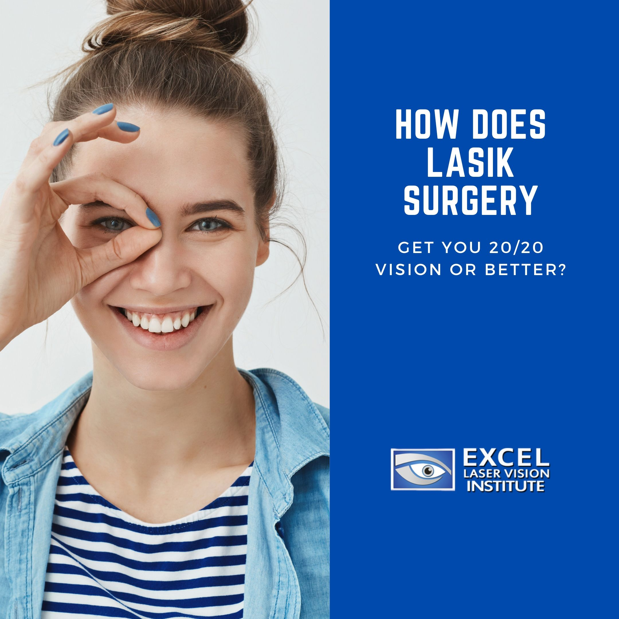 How Does LASIK Surgery in Los Angeles Get You 20/20 Vision ...