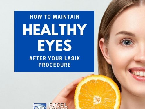 How to Maintain Healthy Eyes After Your LASIK Procedure