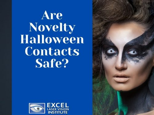Are Novelty Halloween Contacts Safe?