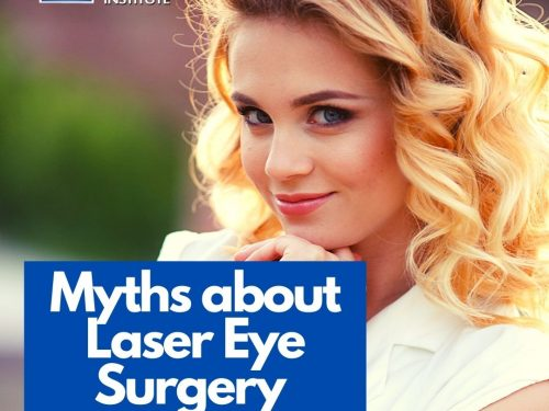 Myths about Laser Eye Surgery Debunked