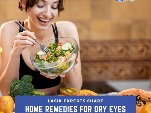 LASIK Experts Share Home Remedies for Dry Eyes