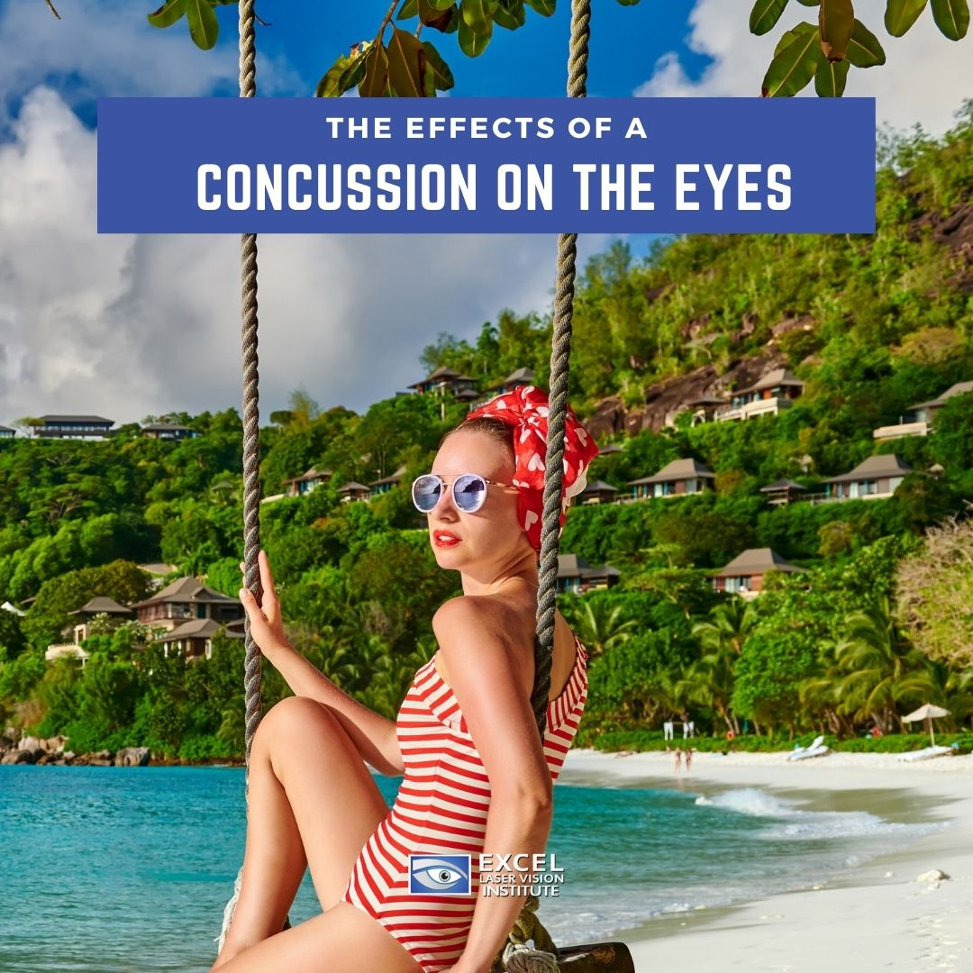 The Effects of a Concussion on the Eyes