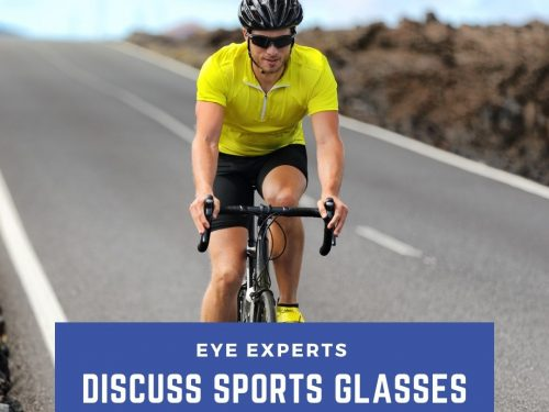 Eye Experts Discuss Sports Glasses