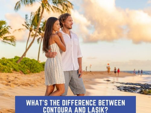 What's The Difference Between Contoura and LASIK?